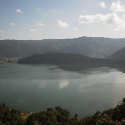 Reis Kafa zuidwest Ethiopië