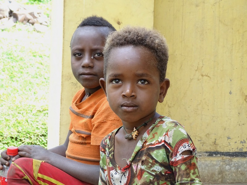 reis zuidwest Ethiopië