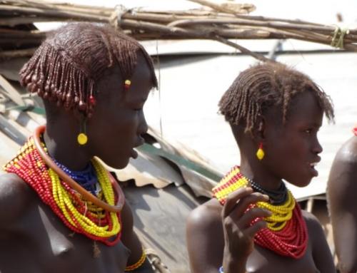 Reizen naar de stammen in de Omo Vallei