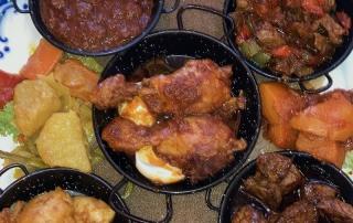 eten in Ethiopie