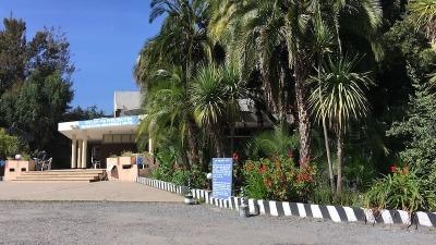 Het Wabe Shebelle Hotel in Bale Goba