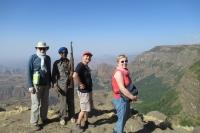 Wandelreis Simien Bale Mountains