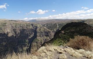 Simien Mountains reis