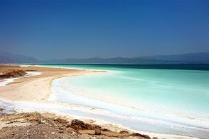 Excursie lac assal djibouti