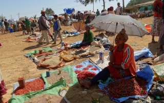 Dorze markt