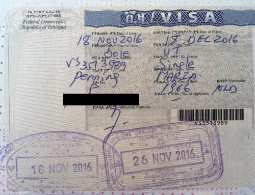 Visum Ethiopië aanvragen, dit doe je zo!