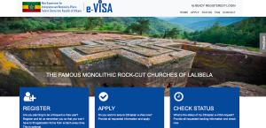Visum Ethiopië aanvragen