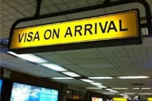 visum bij aankomst Ethiopie
