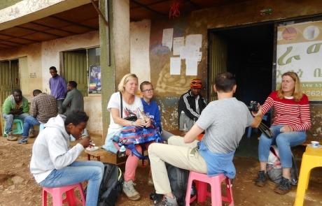 Familievakantie Ethiopië