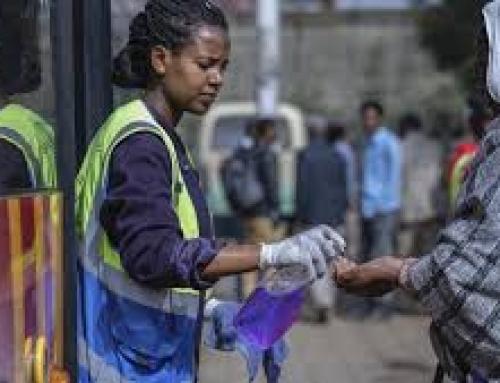 Het coronavirus in Ethiopië en onze omboekgarantie