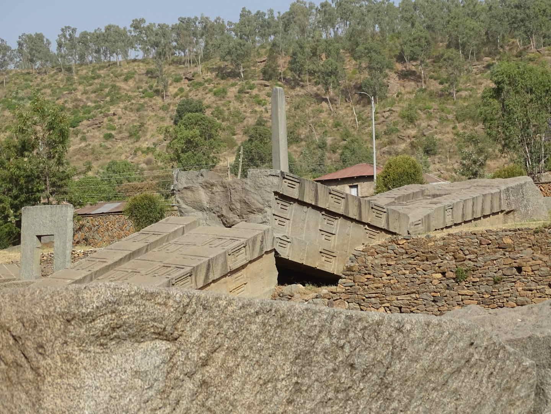 Axum Ethiopie