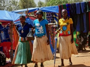 Bezienswaardigheden Ethiopië Omo vallei