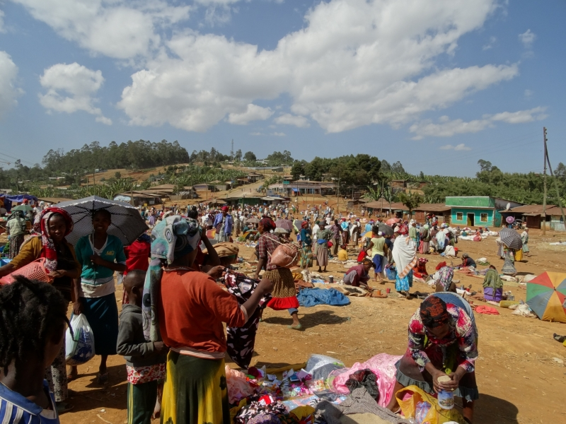 Groepsreis Ethiopië zuid