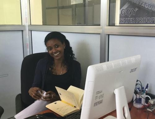 Het dagelijkse leven in Addis Abeba tijdens een pandemie