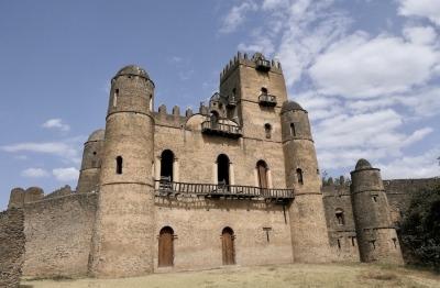 Gondar hoogtepunten