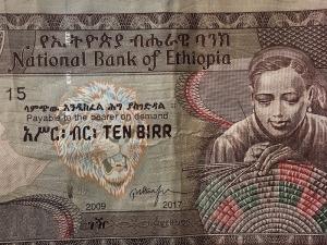 Geldzaken Ethiopië