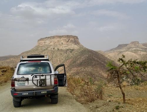 Paklijst voor jouw reis naar Ethiopië