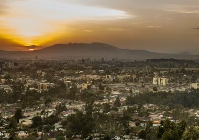 Stadstour Addis Abeba